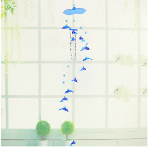 Colorful-Hummingbird-Dolphin-Wind-Chime-Bells-House-Window-Hanging-Decor-Tool