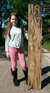 "6+ Years Selling Cypress on eBay BURL Pecky Sinker Cypress Carving Wood 5/8""THIN"