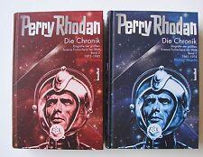 Perry Rhodan Chronik (Hannibal, B.) Nr. 1+2 zus. (Z1)