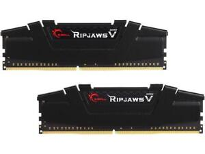 G.SKILL Ripjaws V Series 16GB (2 x 8GB) 288-Pin DDR4 SDRAM DDR4 3200 (PC4 25600)