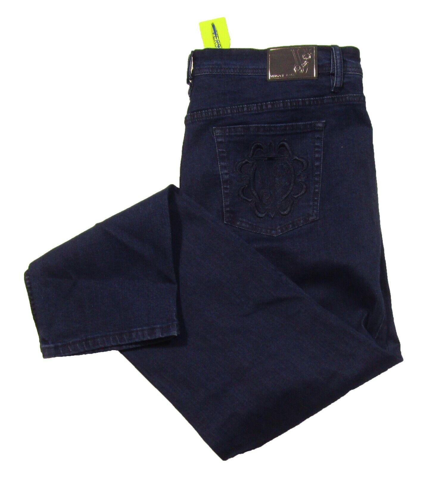 Versace Jeans Men's Dark Wash Slim Fit Denim Jeans