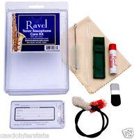 Ravel 377 Tenor Saxophone Care & Cleaning Kit