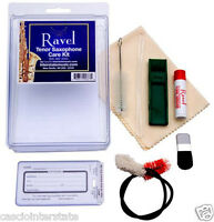 Ravel 377 Tenor Saxophone Care & Cleaning Kit