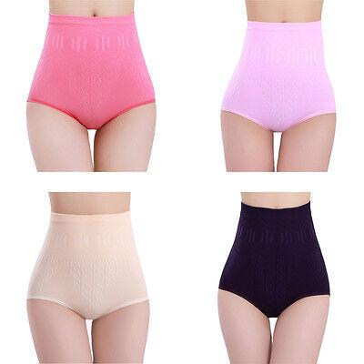 Sexy Womens Underwear High Waist Tummy Control Body Shaper Briefs Slimming Pants
