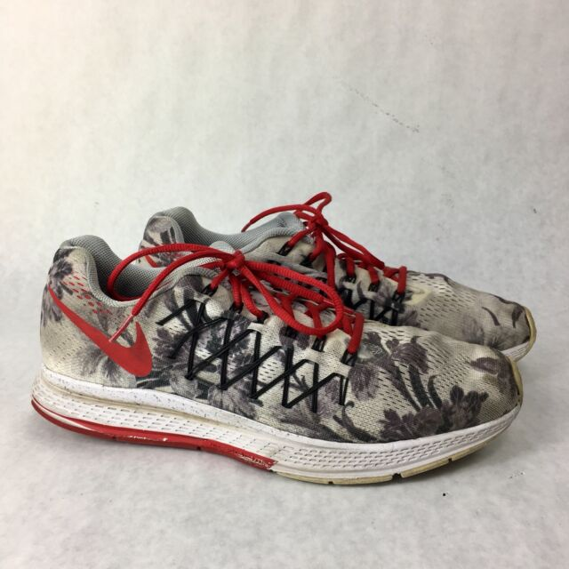 c02860aabe Extremely RARE Nike Air Zoom Pegasus 32 Nike ID Custom Floral Mens Size 12