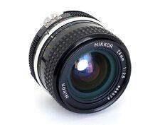 NIKON NIKKOR 24mm f2.8 - AI 1980 - EXCELLENT!