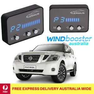 Windbooster-throttle-controller-to-suit-Nissan-Patrol-Y62-2010-Onwards