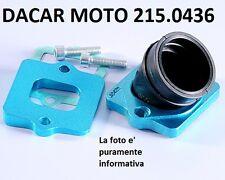 215.0436 COLLETTORE ASPIRAZIONE POLINI PIAGGIO  ZIP 50 SP H2O mod.2000