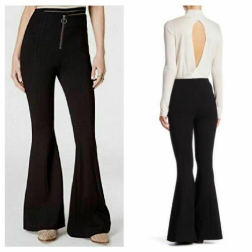 FREE PEOPLE Sz 2 Born to Be Wild Flare Bell Bottom