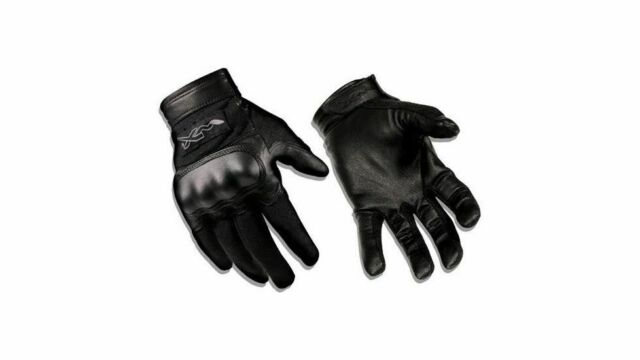 Wiley X CAG-1 Combat Black Gloves G230