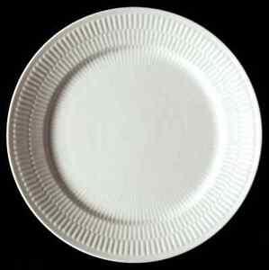 Royal-Copenhagen-WHITE-PLAIN-Dinner-Plate-3935563