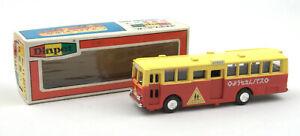 Diapet-Yonezawa-Toys-Japan-Kindergarten-School-Bus-No-11-0212-MIB