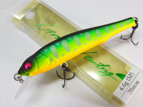 Megabass - GREAT HUNTING GH70 FLATSIDE (SP) 4.6g PA-MARK MAT TIGER