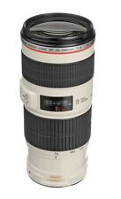 Canon EF 70-200mm F/4L IS USM Lens Made Japan -Fedex to USA