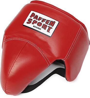 Capace Paffen Sport Pro Mexican Profondamente Protezione. Profi Box. La Massima Protezione. S-xl In Pelle.-