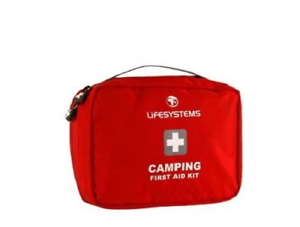 Lifesystems Camping First Aid Kit 40 Items DofE Recommended