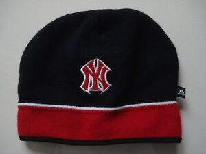 Adidas-Blue-White-Red-NY-Knitted-Hat-One-Size