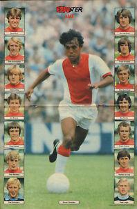 STRIPWEEKBLAD-EPPO-1979-nr-33-POSTER-SIMON-TAHAMATA-amp-AJAX-VARIOUS-COMICS