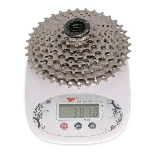 Bolany 8 Speed 11-36T MTB Cassette Steel Ultralight 381g Sprockets Freewheel