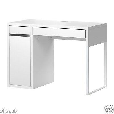 New IKEA MICKE Desk Table White Modern Office 802.130.74