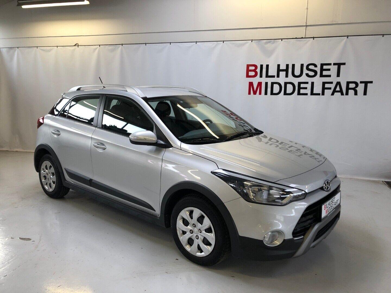 Hyundai i20 Active Cross 1,0 T-GDi Life+ 5d