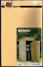 JAGUAR MODELS 61602 - OUTHOUSE (figure not included) - 1/16 RESIN KIT