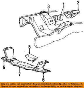 ford oem 92 96 bronco engine motor mount torque strut e8tz6038g ebay ford truck engine wiring diagram image is loading ford oem 92 96 bronco engine motor mount