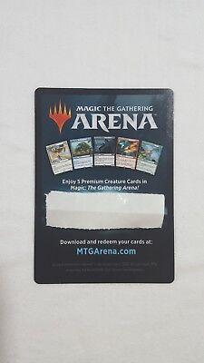 Magic the Gathering M19 Core Set Pack MTG Arena Code Card | eBay