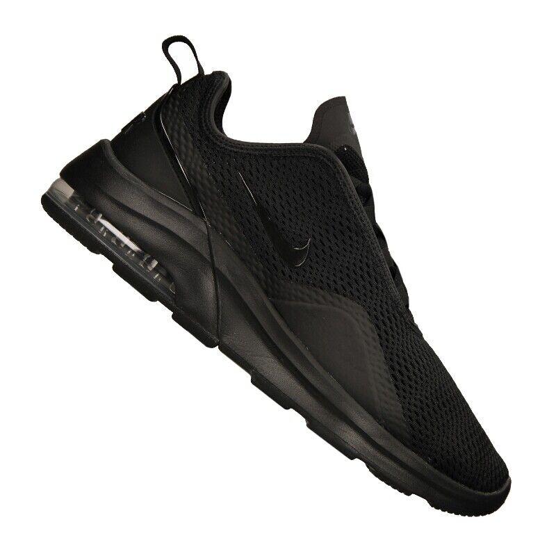 Nike Air Max Motion 2 AO0266 004 Black Black-Anthracite Mens shoes