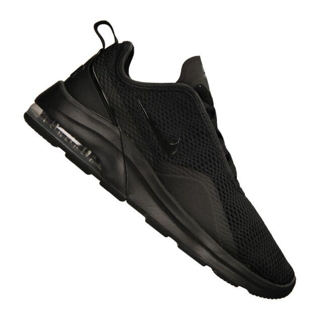 Nike Air Max Motion 2 AO0266 004 BlackBlack Anthracite Mens Shoes