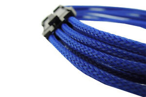 Nuevo! GELID SOLUTIONS 8 pines EPS extensión Cable 30 cm BLU EPS 18 AWG M6B6IT M