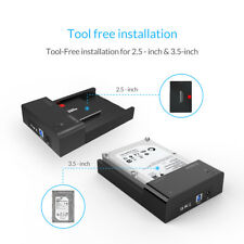 ORICO 6518US3 SuperSpeed USB3.0 HDD Hard Drive & SSD Docking Station for 2.5 & 3.5 inch SATA HDD