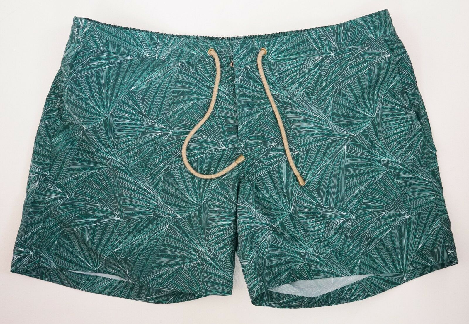 NWT Authentic THORSUN FANS-Print Swim Shorts Trunks Beachwear US-38