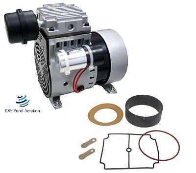 Easy Pro SK ERP 25 1//4hp Piston Compressor Rebuild Service Kit Cup Seal /& Sleeve