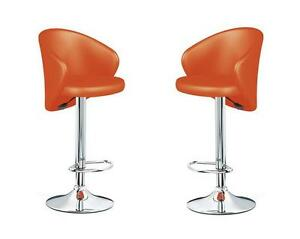 Coppia 2 sgabelli poltrona ufficio ecopelle sedie sgabello bar