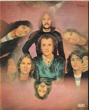 FOCUS - PHOTO'S + ARTICLES + POSTER MUZIEK EXPRES & MUZIEK PARADE 1971/1973
