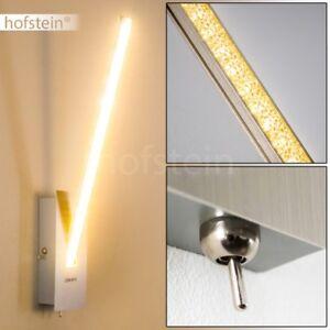 LED Design Wand Leuchte Schalter Flur Dielen Strahler Wohn Schlaf Zimmer Lampen