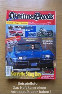 Oldtimer-Praxis-4-05-Corvette-Sting-Ray-Fiat-850-Coupe