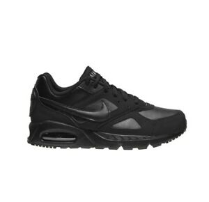 new style 7b4e1 fa0cb NIKE AIR MAX IVO RUNNING TRAINER SHOE BLACK NEW 886736187037 | eBay