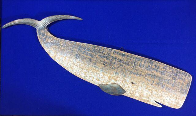 Heavy Cast Iron Sperm Whale Doorstop Nautical//Sea Life//Beach House Door Decor 3D