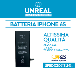 BATTERIA-PER-IPHONE-6S-1715mAh-GRADO-AAA-PARI-ALL-039-ORIGINALE
