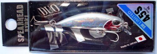 9 Farben NEU Köder Angeln DUO Spearhead RYUKI 45S SW LIMITED Japan Wobbler