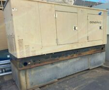 Generac Commercial Standby Generator 480277v 3ph 50kw 76 Amp With Diesel Tank