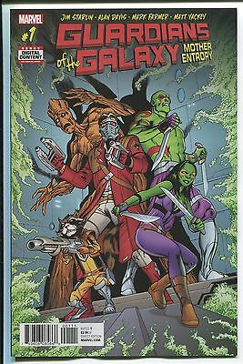 ~ VF//NM Comic Book 2017 MARVEL Comics GUARDIANS of the GALAXY #4 Mother Entropy