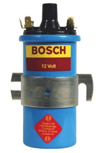 043905115cus 12volt Karmann Ghia Bosch Blu Bobina CON PINZA
