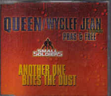 Queen/Wyclef Jean-Another One Bites The Dust cd maxi single