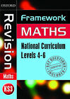 Framework Maths: Level 4-6: Revision Book by David Capewell, etc. (Paperback, 2005)