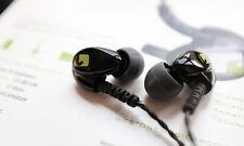 Used Black Westone W1 True-Fit In-Ear Earphones for iPod iPhone MP3 MP4