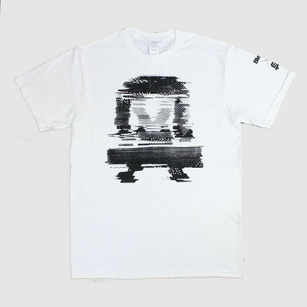 The Designers Republic x Bleep X T Shirt (Large L) Limited Edition tee tDR