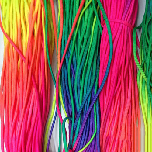 101Ft 31m Rainbow Color Paracord Camping Hiking Rope Parachute Cord Outdoor 4MM
